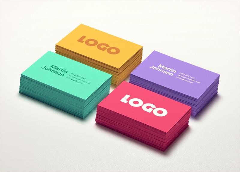 Eine Möglichkeit, ständig und ohne Probleme Visitenkarten zur Verfügung zu haben